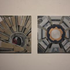 Mandala I & II. Photo credit Mark Cullen