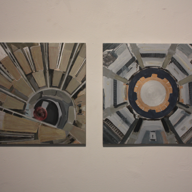 Mandala I & II. Photo credit Mark Cullen