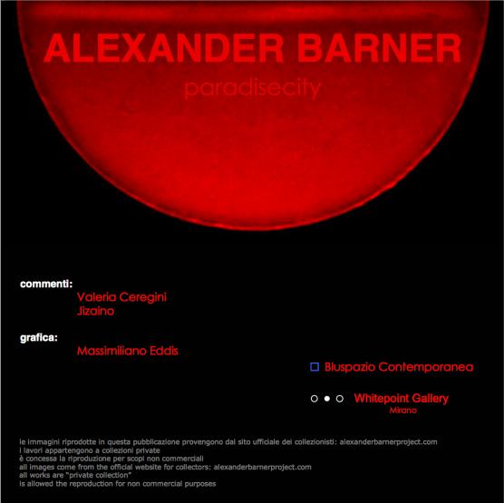 Alexander Barner, Paradisecity, 2016