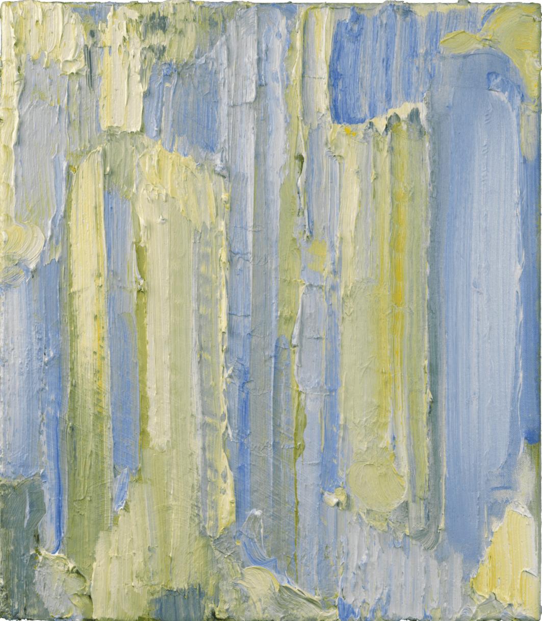 Lichaam, oil on canvas 40x30cm, 2016-17