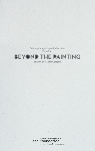 Beyond the Painting