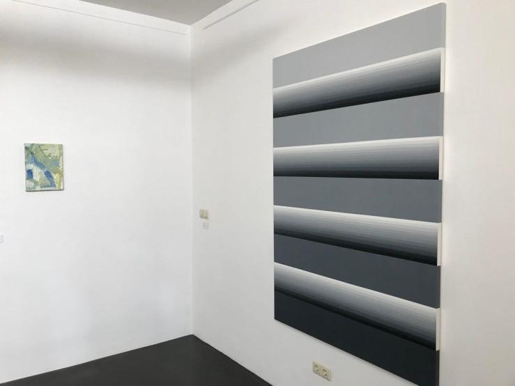 Bettie van Haaster, Linda Arts. Beyond the Painting.