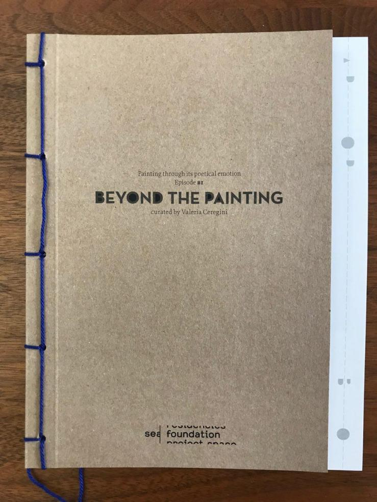 """Booklet """"Beyond the Painting"""""""