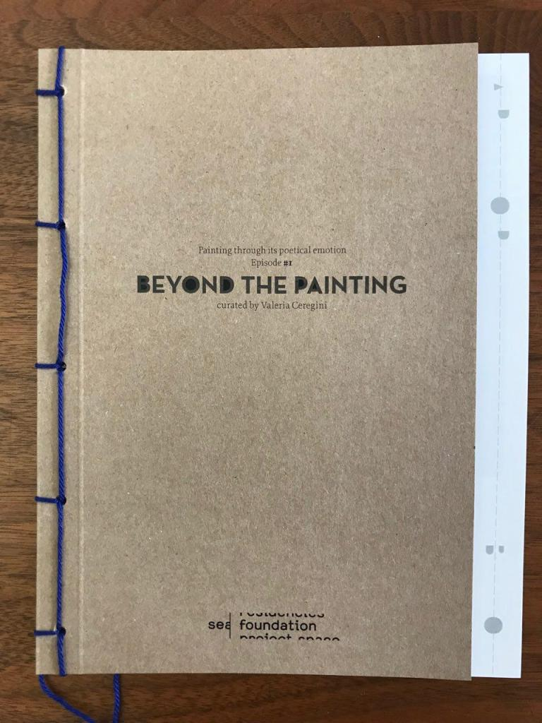 "Booklet ""Beyond the Painting"""